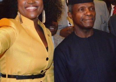Trade Visit to the Acting President of Nigeria, Professor Yemi Osibanjo